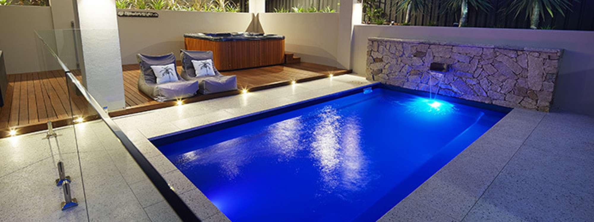 Caprice Range Fibreglass Pool
