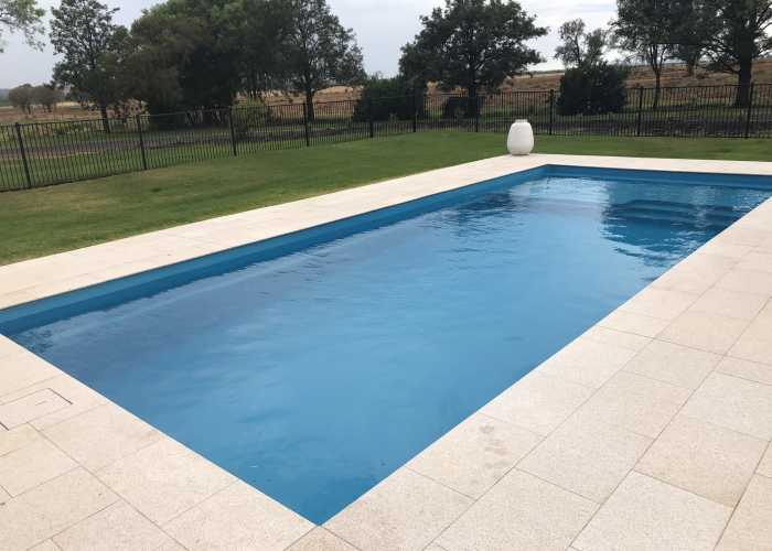 Leisure Range Fibreglass Pool