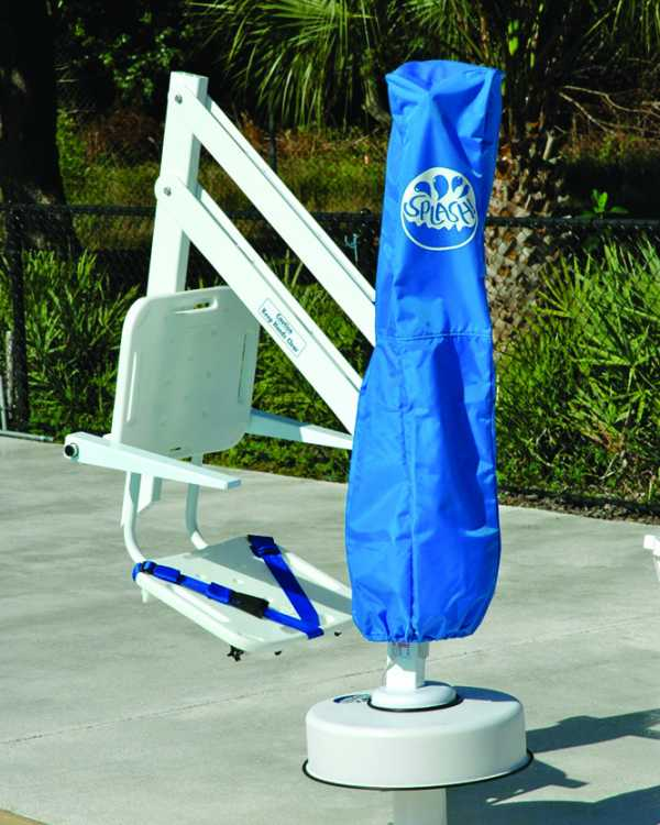 Lift Splash ER Mast Cover C10